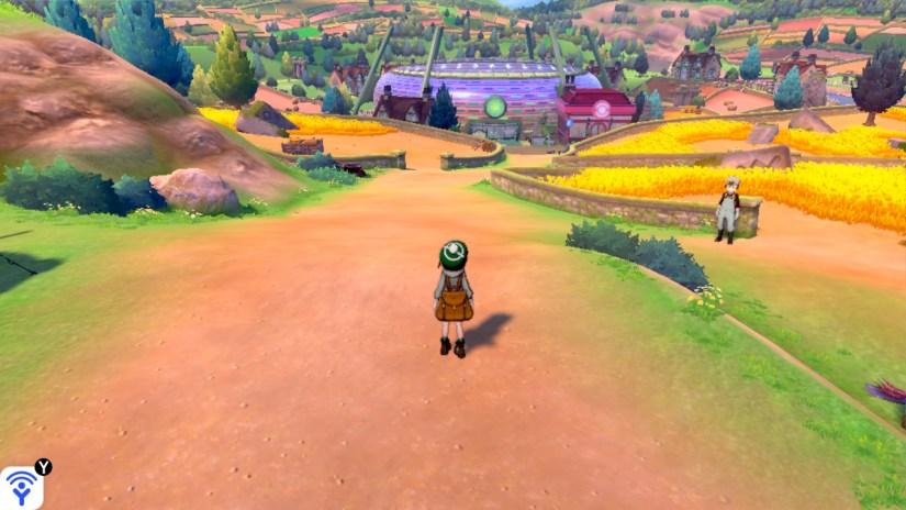 Milcery location in Pokémon Sword & Shield
