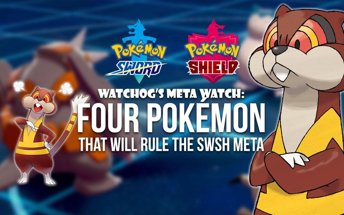 SWSH Meta Predictions