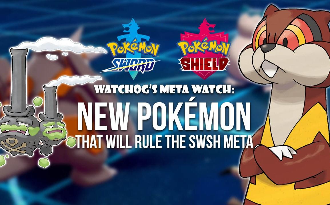 Best new Pokémon for the Sword & Shield Meta