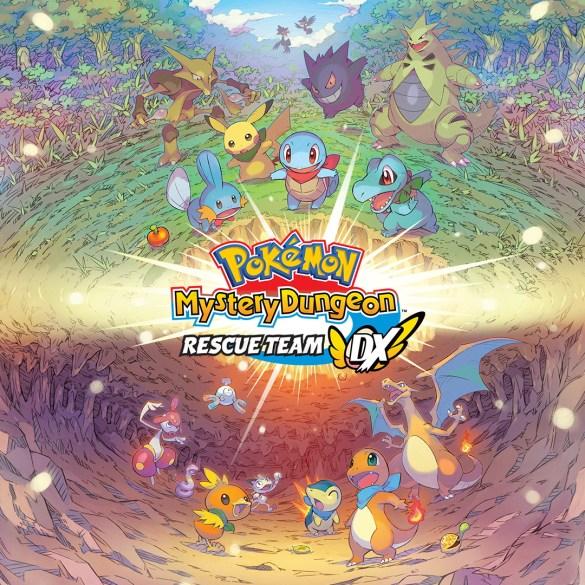 Pokémon Mystery Dungeon: Rescue Team DX wallpaper