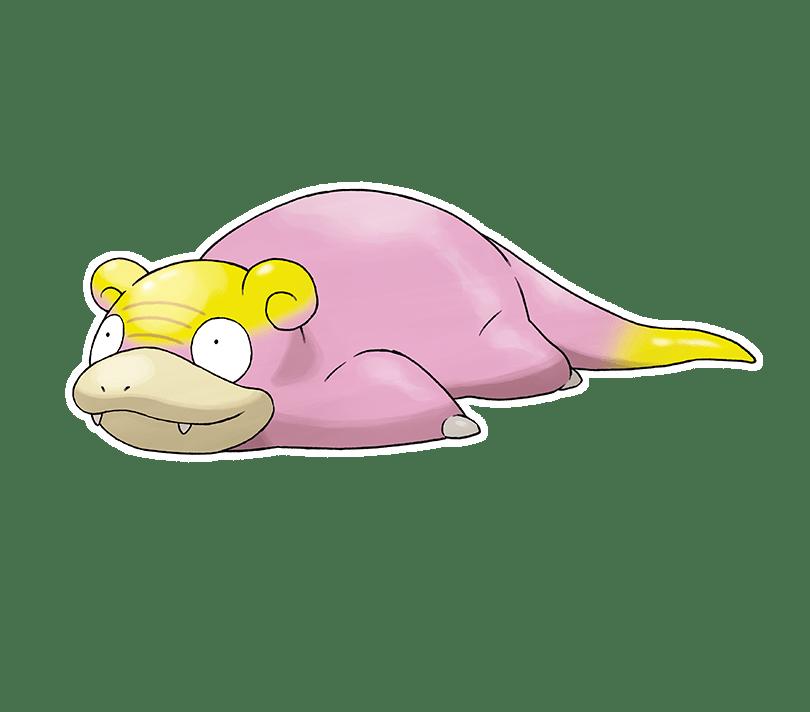 Galarian Slowpoke