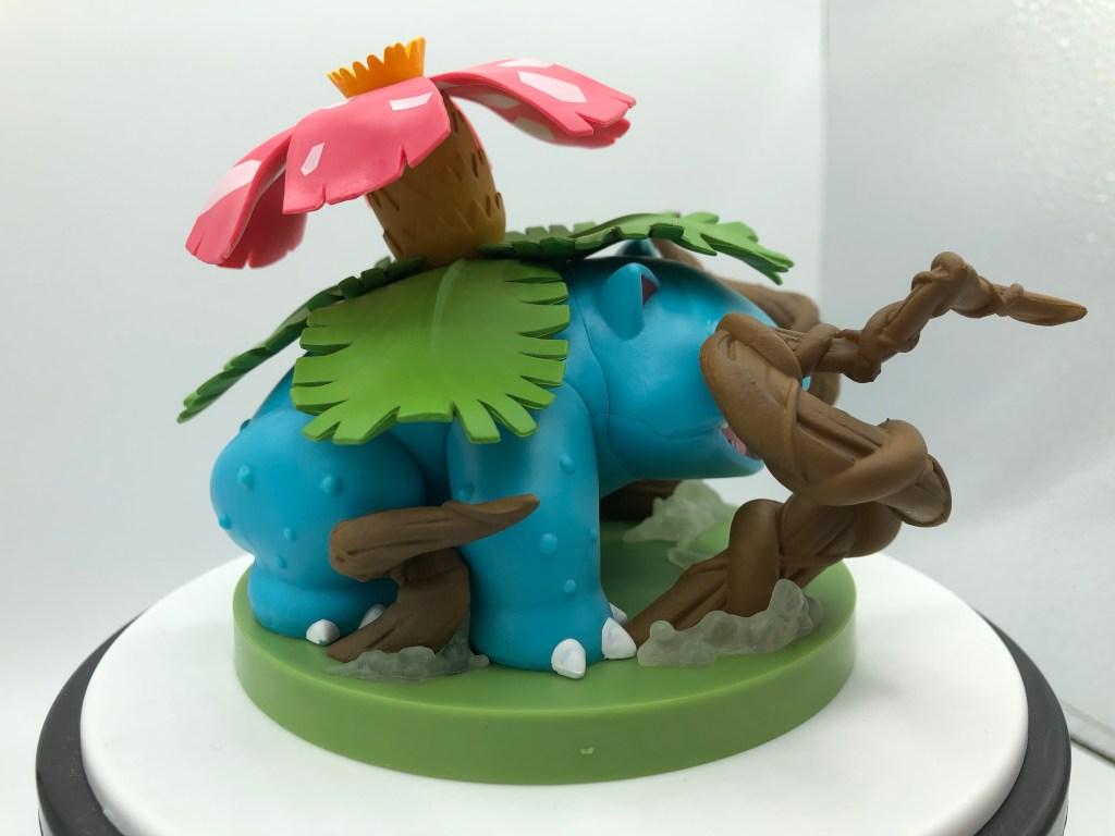 Pokémon Gallery Figure DX: Venusaur (Frenzy Plant)