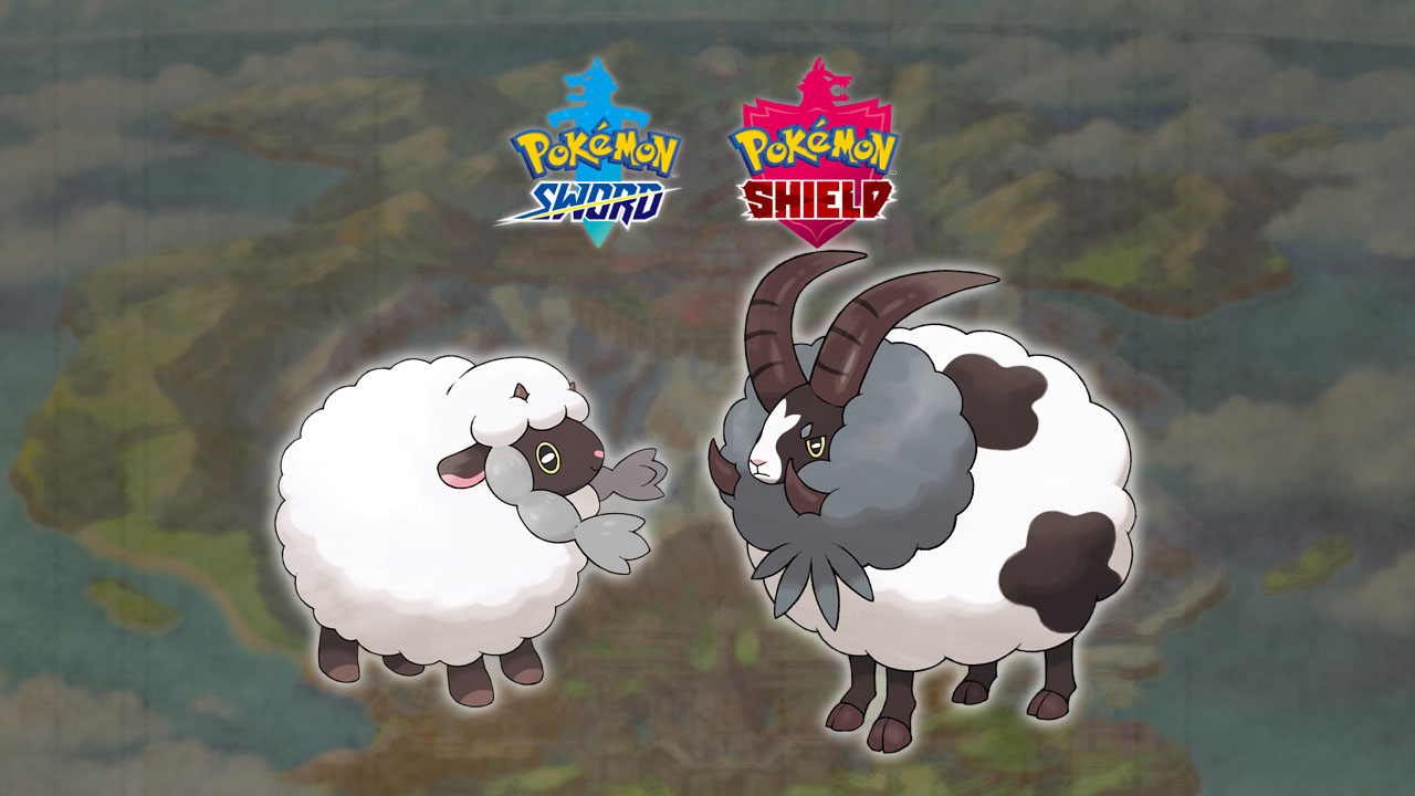 The origins of Wooloo & Dubwool
