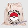 Sac en toile Dresseur Pokemon - Pokemoms