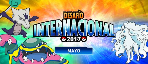 Desafío Internacional de mayo de 2017