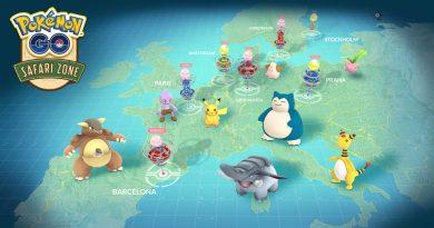 Eventos de Pokémon GO
