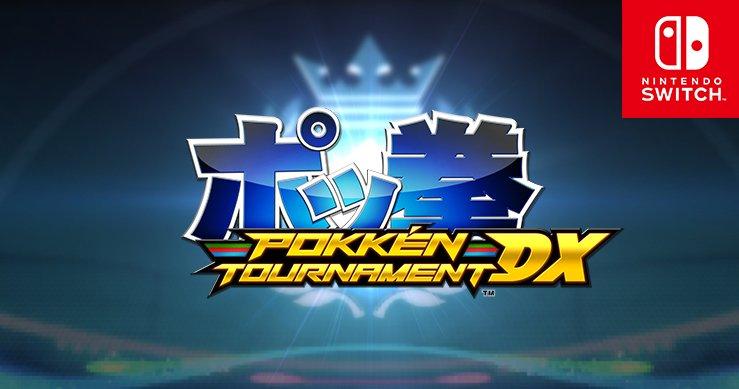 Demo de Pokkén Tournament DX