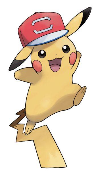 Pikachu de Ash (gorra de Alola)