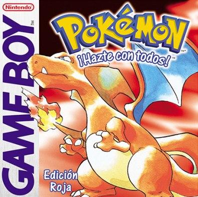 Carátula Pokémon Rojo