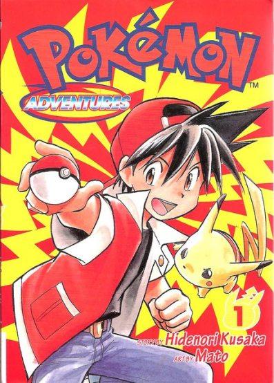 Pokémon Special Volumen 1