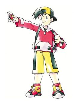 Chris Pokémon Cristal