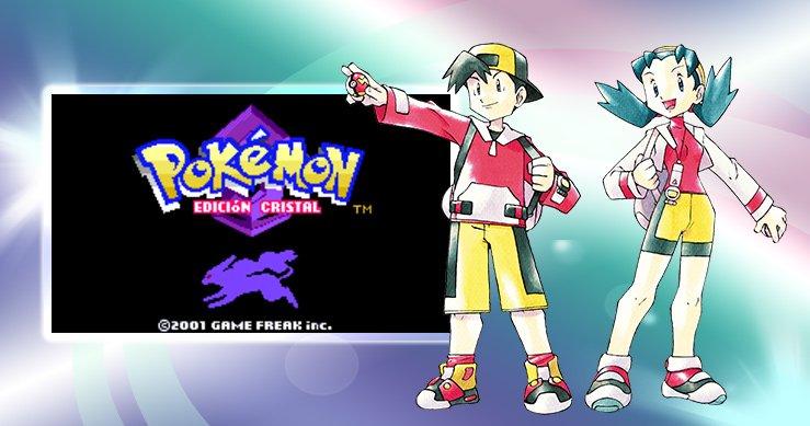 Pokémon Cristal 3DS