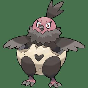 禿鷹丫頭 | 寶可夢圖鑑(Pokémon GO) |Pokémon-Info 寶可夢資訊站