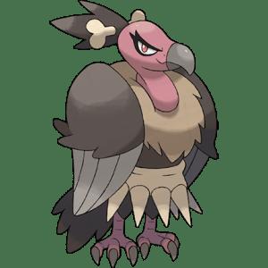 禿鷹娜 | 寶可夢圖鑑(Pokémon GO) |Pokémon-Info 寶可夢資訊站