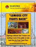 Lumiose City Fights Back
