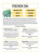 Pokemon DNA