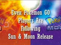 Pokemon GO Players Are Following Pokemon Sun and Moon Release