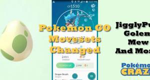 Which Pokemon GO Movesets Were Changed