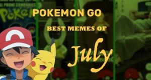 Pokemon Go best memes of july