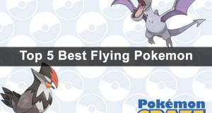 Top 5 Best Flying Pokemon