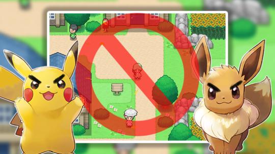 Nintendo fa chiudere Pokémon Essentials, tutta colpa di Let's Go Pikachu e Eevee?!