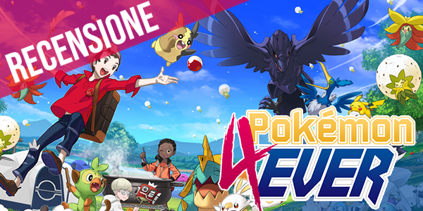 Recensione: Pokémon Spada e Scudo