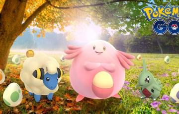 【ポケモンGO】秋イベント最新情報!2kmタマゴ孵化ポケモン一覧や特典まとめ【9月24日】