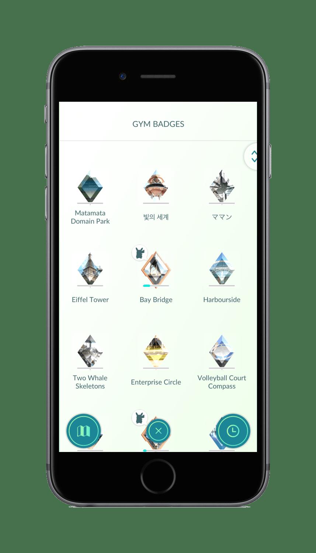 Pokemon GO Gym Badge 2