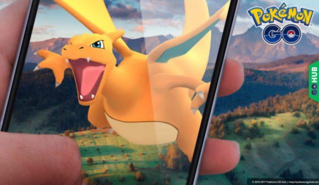 AR Plus Android Pokémon GO