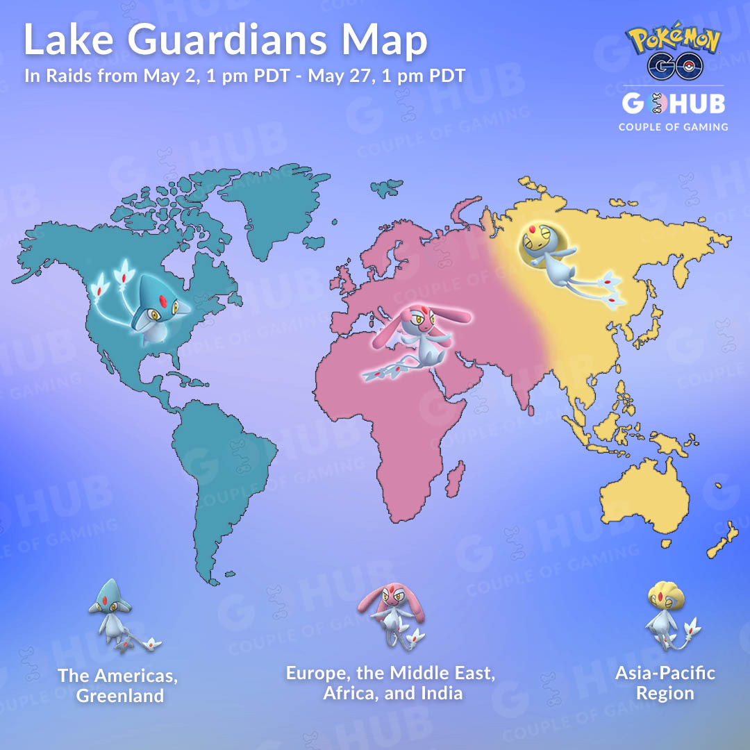 News Roundup May Research Lake Trio Detective Pikachu And More Pokemon Go Hub