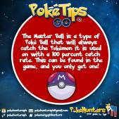 PokeTips - Where is the master ball Pokemon Go Philippines