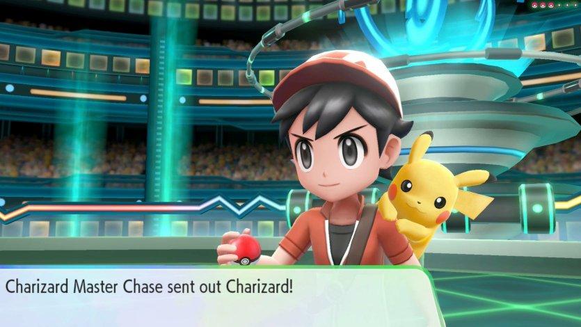 Pokémon: Let's Go Master Trainers FAQ