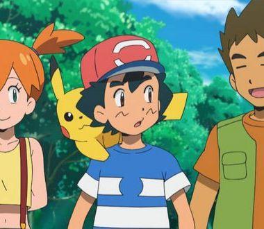 Pokémon Sol e Lua: Misty e Brock reaparecem no Anime em episódio especial