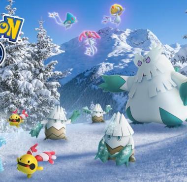 Pokémon GO: Evento de Fim de Ano