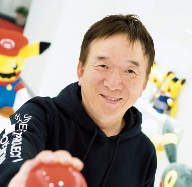 Tsunekazu Ishihara - CEO da The Pokémon Company