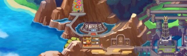 Ginásios de Pokémon Sword & Shield: Rock ou Ground