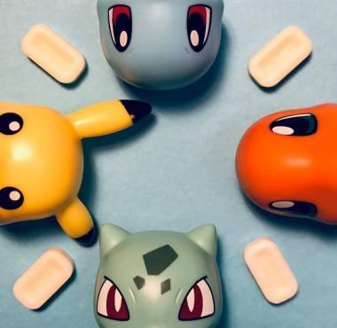 PEZ - Pastilhas Saborizadas de Pokémon