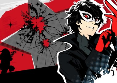 Joker Persona Super Smash Bros Ultimate
