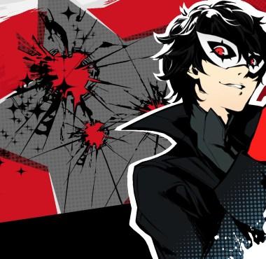 Joker Persona Super Smash Bros Ultimate