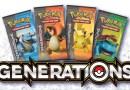 Турнирный обзор сета GENERATIONS