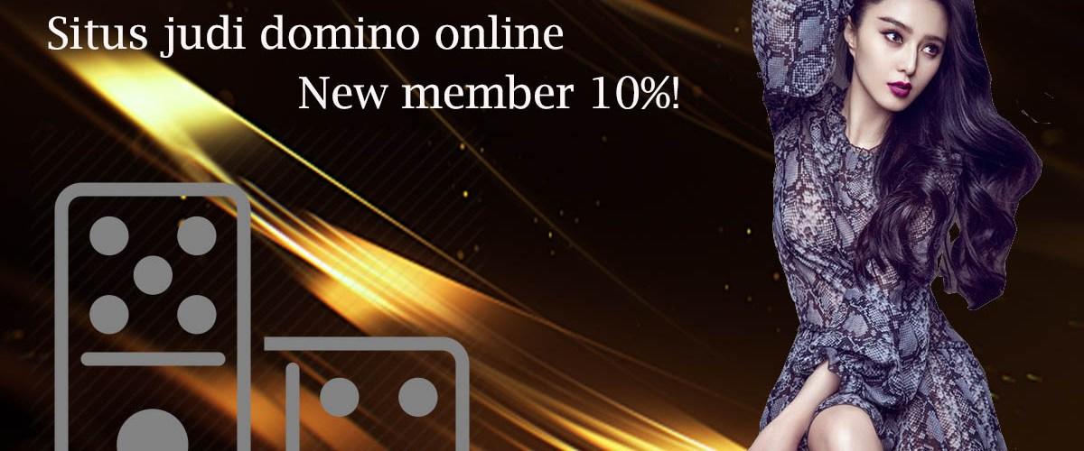 Situs judi domino online terbaik dan terpercaya