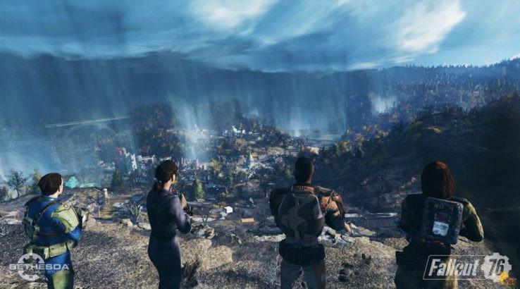 Batas Pemain Fallout 76 Telah Diberitahukan