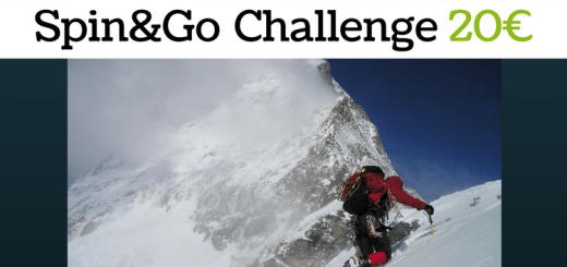 Challenge Spin&Go 20€