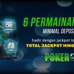 Situs poker jackpot terbesar