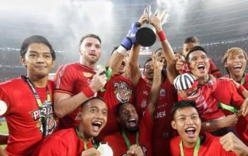 Persija Ingin Menangkan Piala Indonesia.