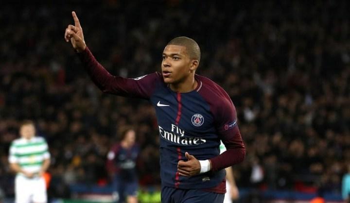 Mbappe bakal ke Real Madrid?