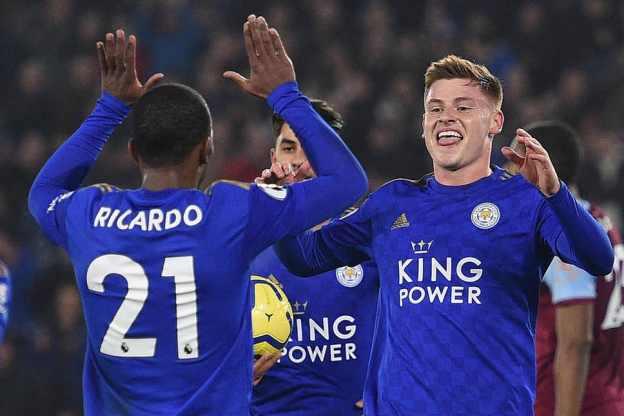 Leicester 4-1 West Ham Kembali Ke Jalur kemenangan Untuk Meningkatkan Harapan Empat Besar