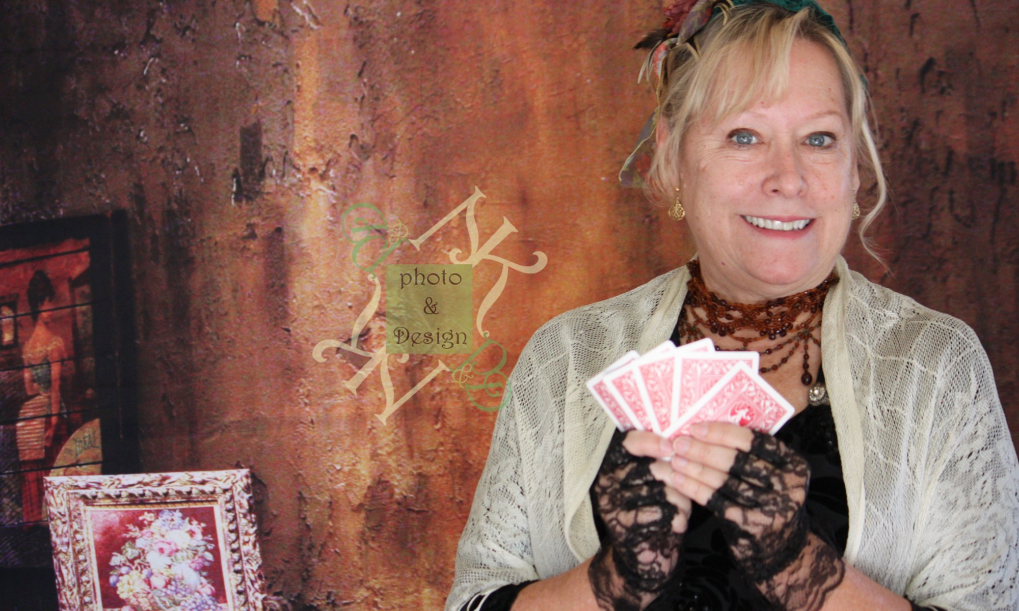 Liz Duckworth as Poker Alice Tubbs