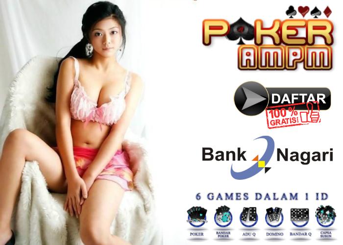 Daftar Poker Bank BDP SUMBAR
