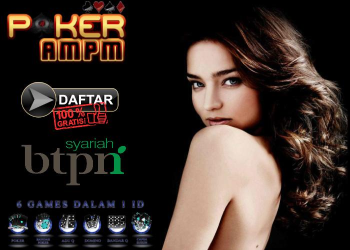 Daftar Poker Bank BTPN Syariah